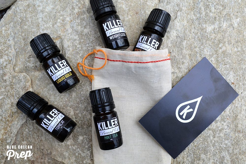 Killer Beard Oil