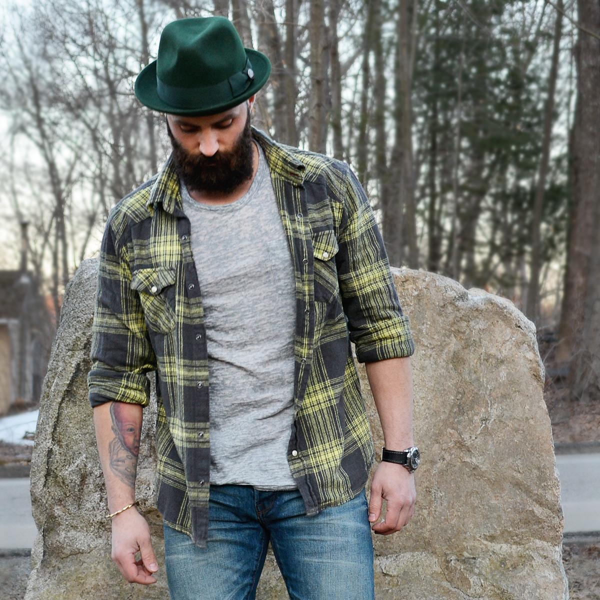 Flannels & Fedoras