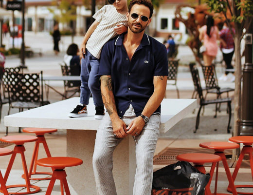 NY Menswear Daddy Blogger