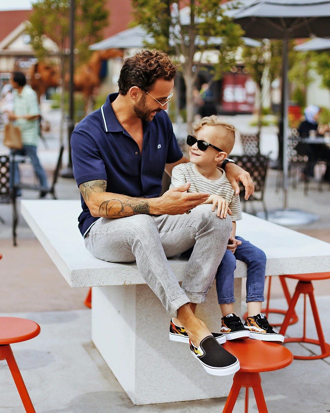 NY Menswear Daddy Blogger