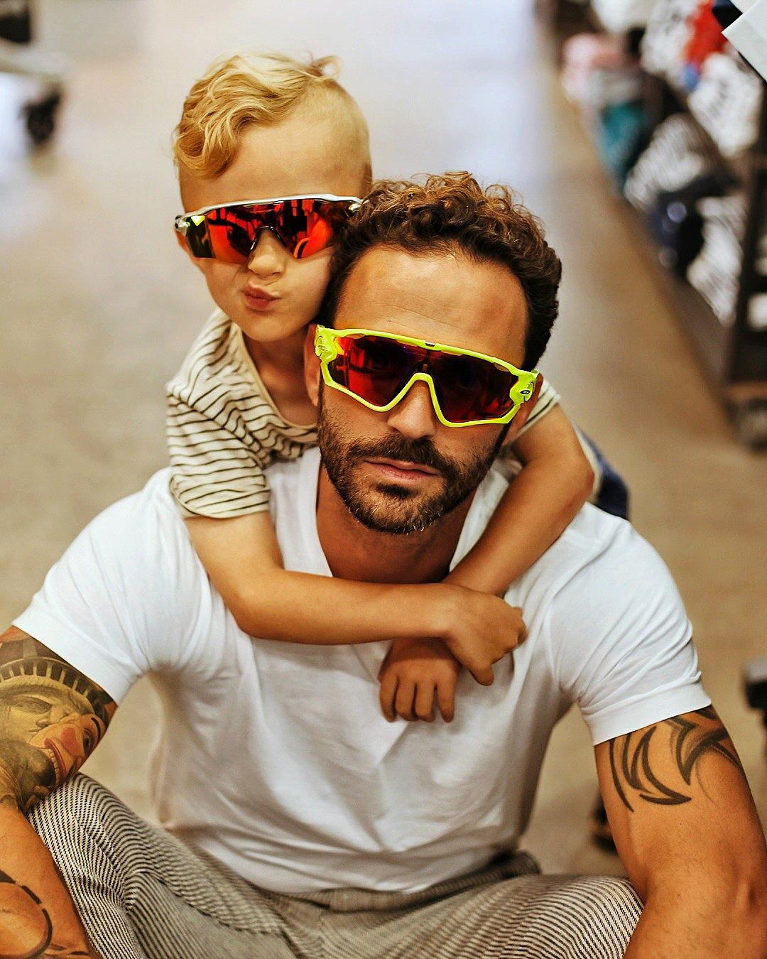 Father & Son Oakley Sunglasses