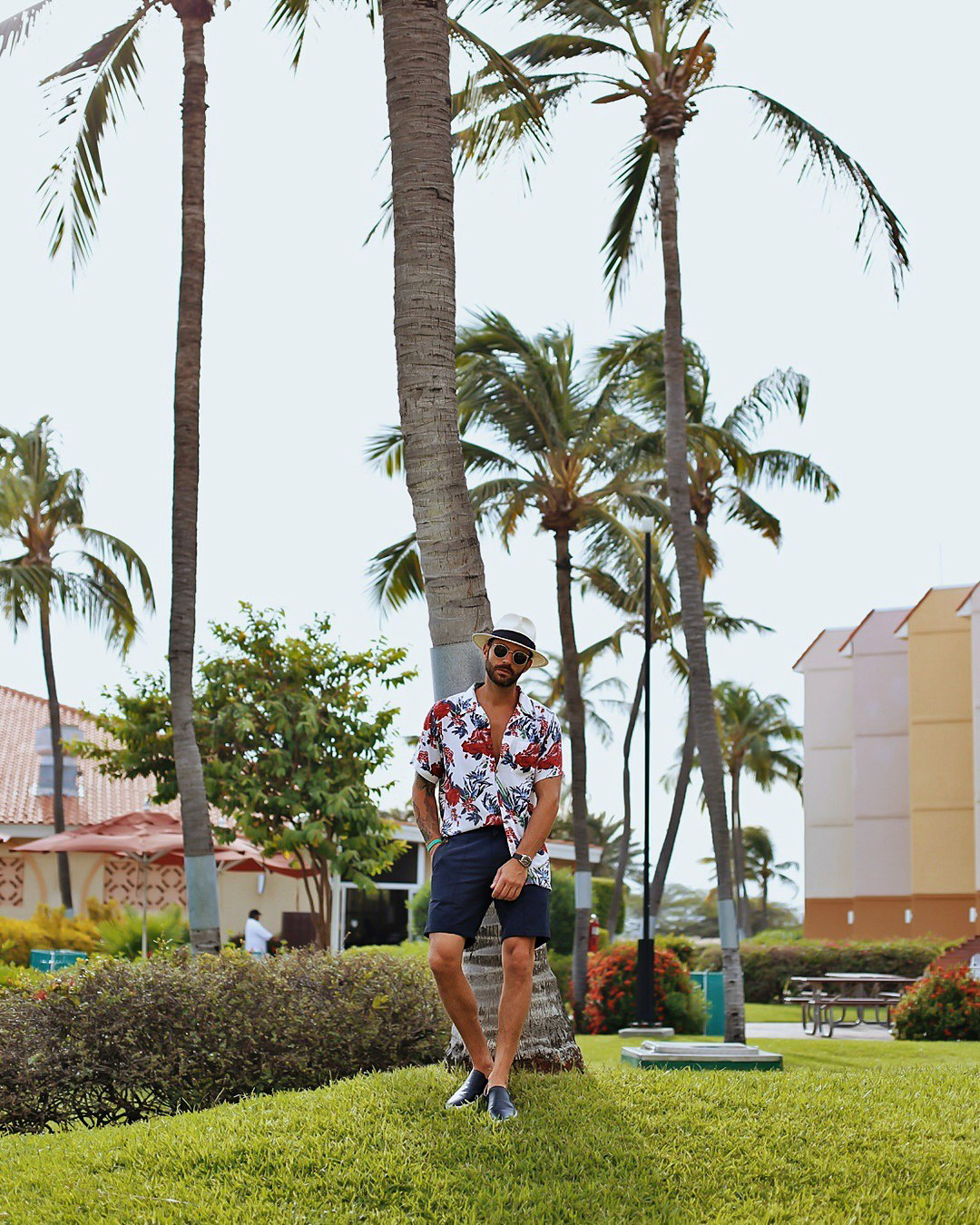 Menswear Travel Blogger