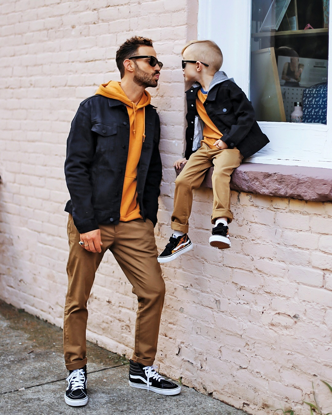 Father and Son Old Navy Outfits
