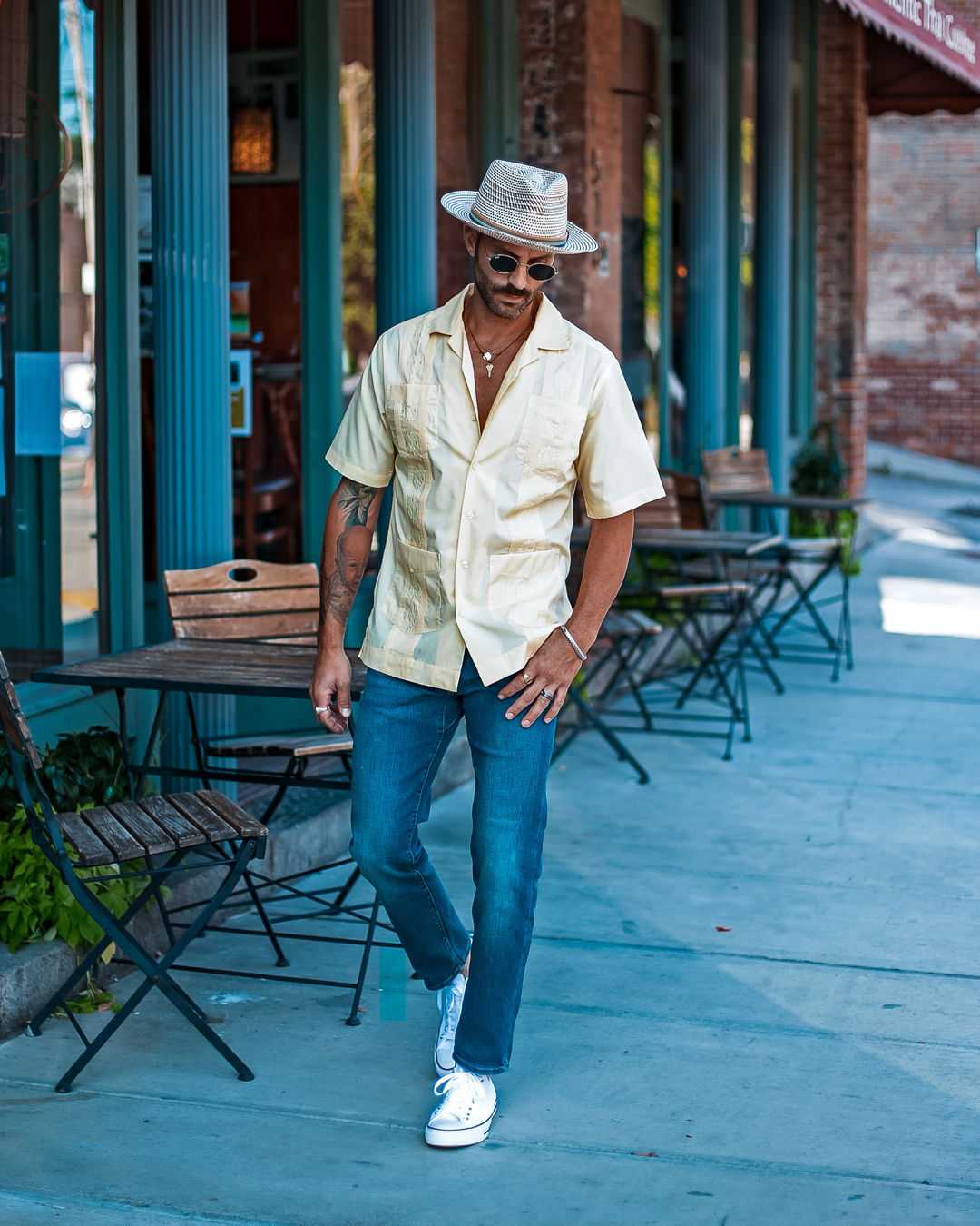 Lee Jeans Men's Outfit