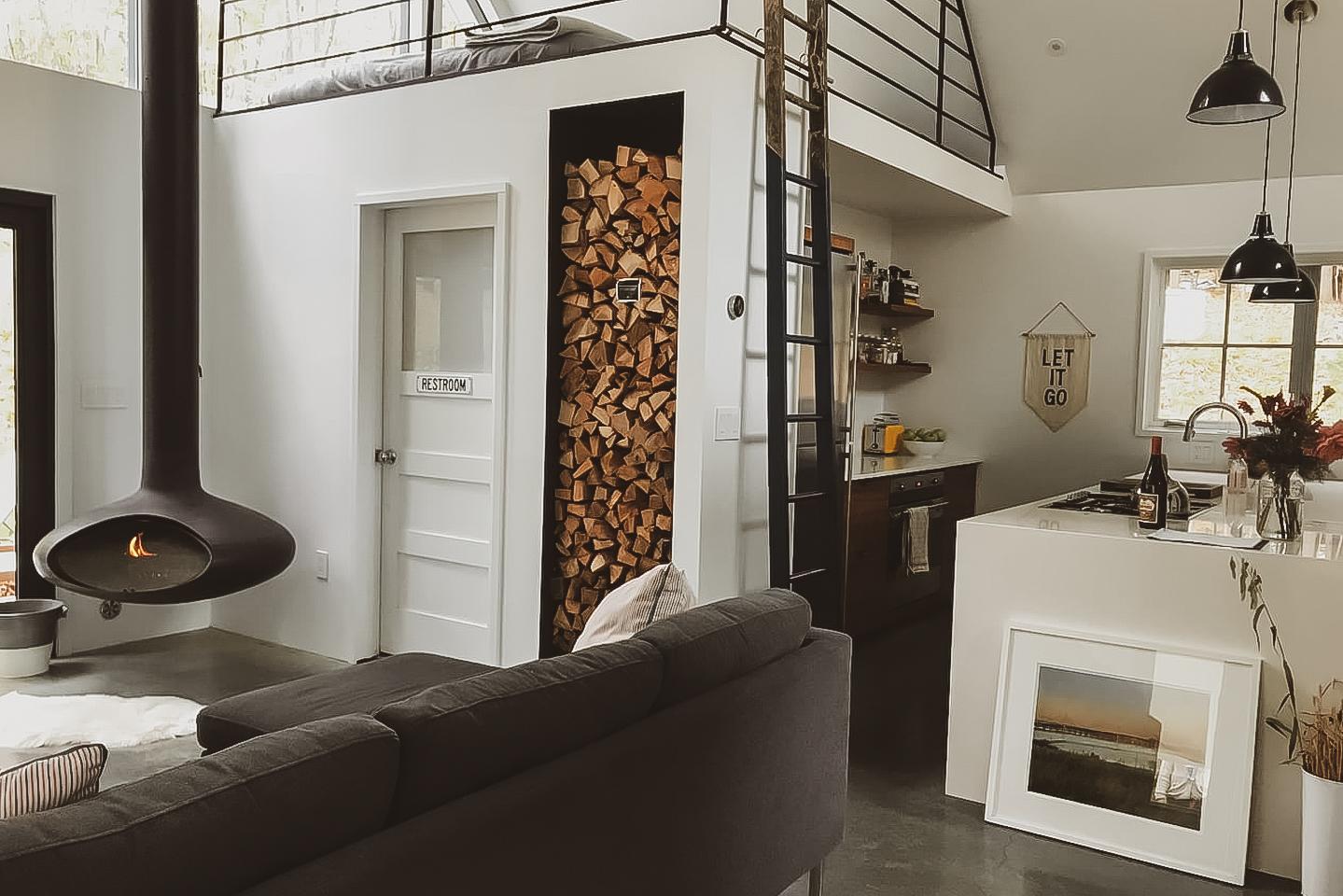 Modern Upstate Cabin