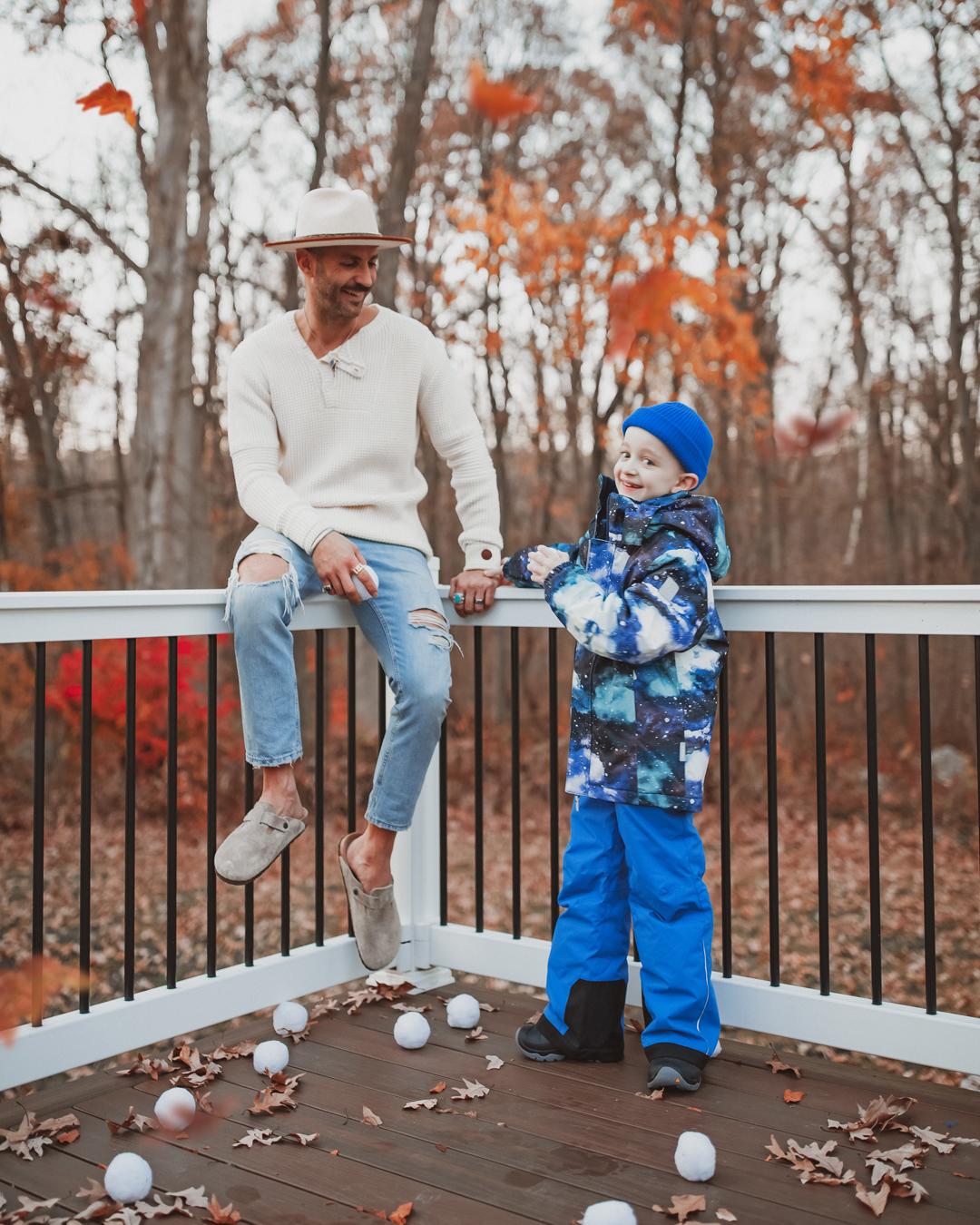 boys snow pants
